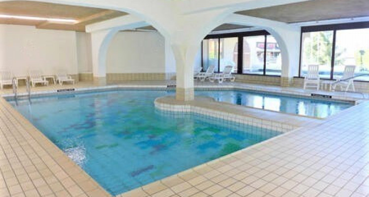 Appartement 2,5 pièces, avec piscine, Spa et coin cheminée image 11