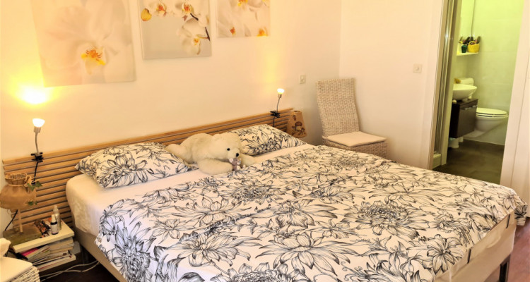 Coquet appartement de 2,5 pièces, avec piscine, Spa et coin cheminée image 11