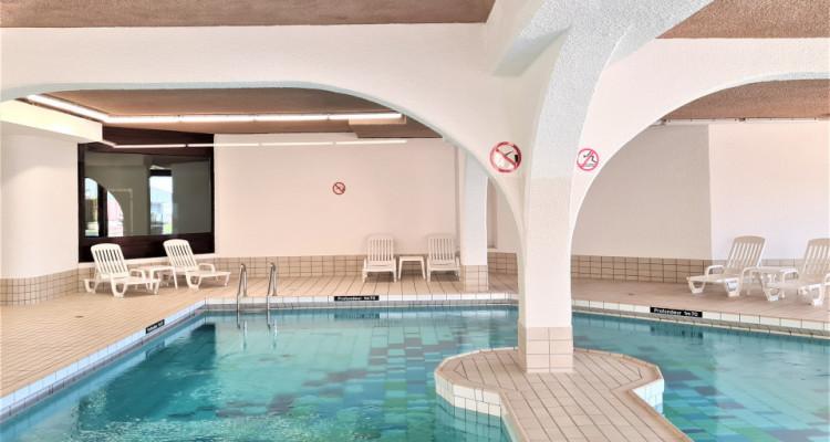 Coquet appartement de 2,5 pièces, avec piscine, Spa et coin cheminée image 16
