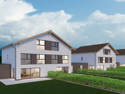 Magnifique villa sur plan de 5,5 pièces située à Chapelle FR (Cheiry).  image 1