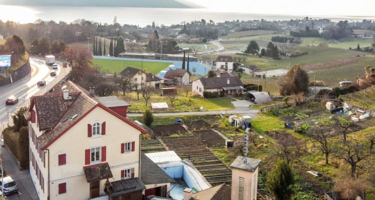 Bel immeuble de rendement de 3 appartements avec vue sur le lac image 10