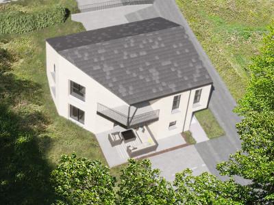 FOTI IMMO - Rez de chaussée de 2,5 pièces, avec 98m2 de jardin.(C1) image 1