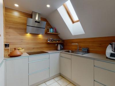 Maisonette Wohnung mit neuer Küche und Bad image 1