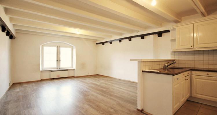3D // Magnifique appartement 2,5 p / 1 chambre / SDB  image 1