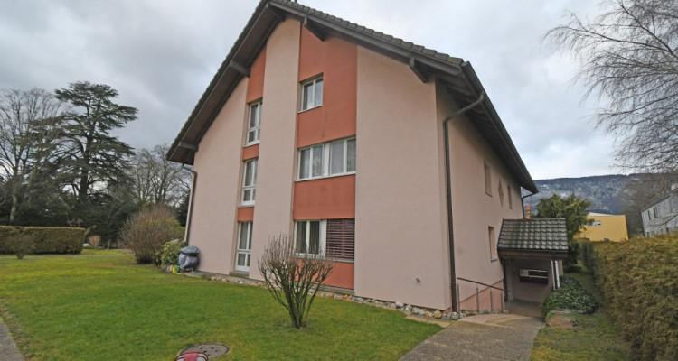 Bel appartement de 4.5 pièces avec terrasse au calme pour investisseur image 13