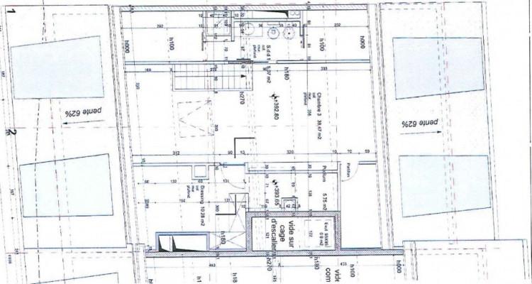 Rare- Duplex stylé situé au coeur de la ville de Nyon image 7