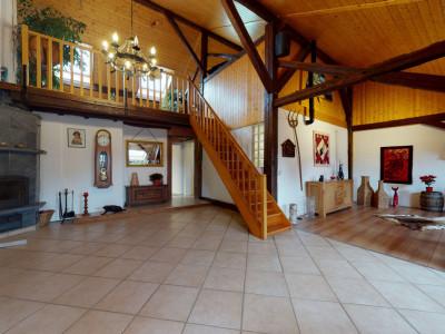 Historique maison villageoise - Vastes combles aménagées image 1
