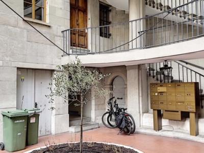 Appartement meublé 2.0 en centre ville de Genève image 1
