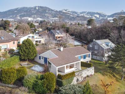 Belle villa de style, au calme et avec vue imprenable à Vevey image 1