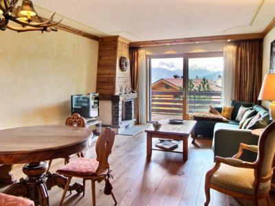 Magnifique appartement de 3,5 pièces à vendre à Crans-Montana image 1