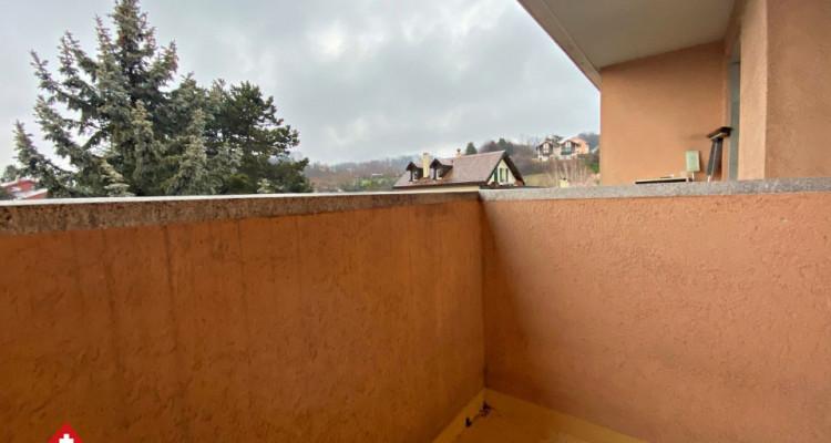Magnifique attique 3p / balcon / jardin commun et potager individuel  image 6