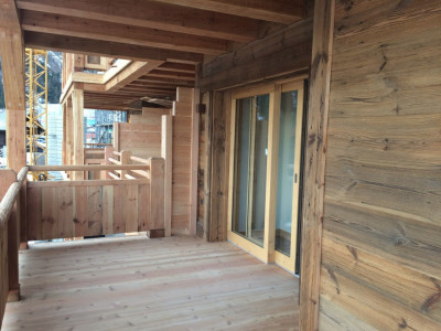 Magnifiques appartements de haut standing au pied des pistes de ski image 1