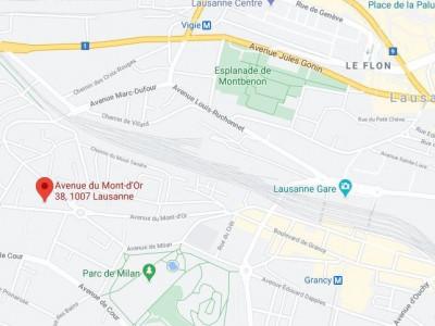 Local - Avenue du Mont-dOr 38 à Lausanne image 1