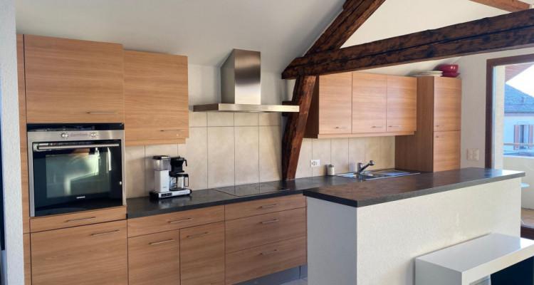 Superbe duplex avec balcon et vue imprenable à Bougy-Villars image 5