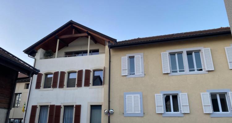 Superbe duplex avec balcon et vue imprenable à Bougy-Villars image 15