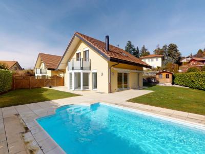 Exclusif - superbe villa 6.5 pièces avec piscine à Blonay image 1