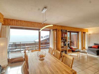 Au coeur d'Ovronnaz, vaste appartement 90 m2 lumineux à 150m des Bains image 1