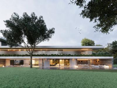 Nouveau projet de 5 Villas contemporaines à 30min de Genève (VD-CH)  image 1