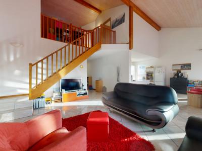 Magnifique duplex de 5.5 pièces avec grande terrasse et jolie vue image 1