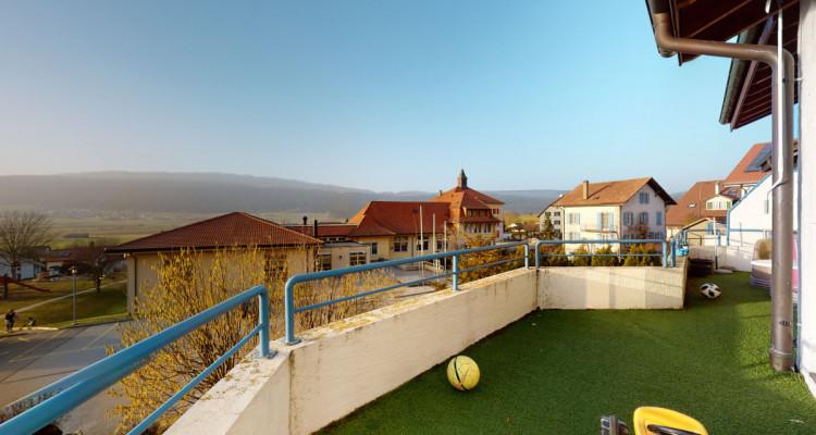 Magnifique duplex de 5.5 pièces avec grande terrasse et jolie vue image 4