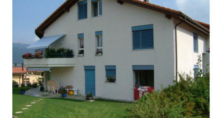 Magnifique duplex de 5.5 pièces avec grande terrasse et jolie vue image 6