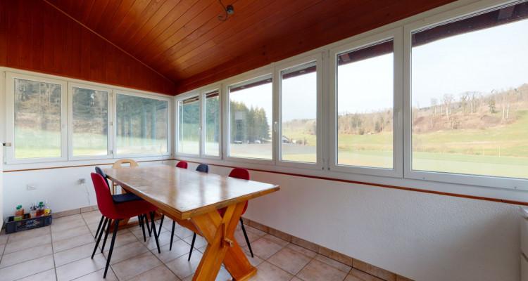 Appartement au rez dune maison avec 350 m2 de jardin partagé image 9