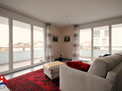 Magnifique apt 2.5p/Pièce de séjour lumineuse /Grand balcon - vue lac image 1