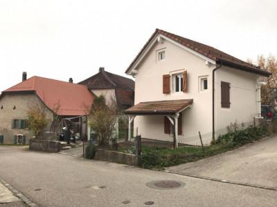 Petite maison individuelle dans un village tranquille image 1