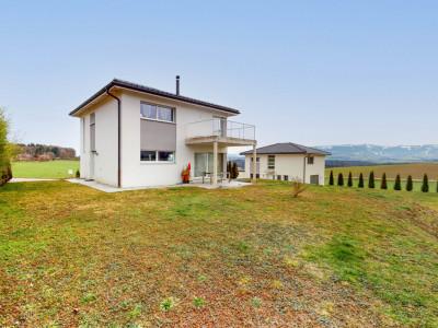 Lumineuse villa individuelle à Cottens ! image 1