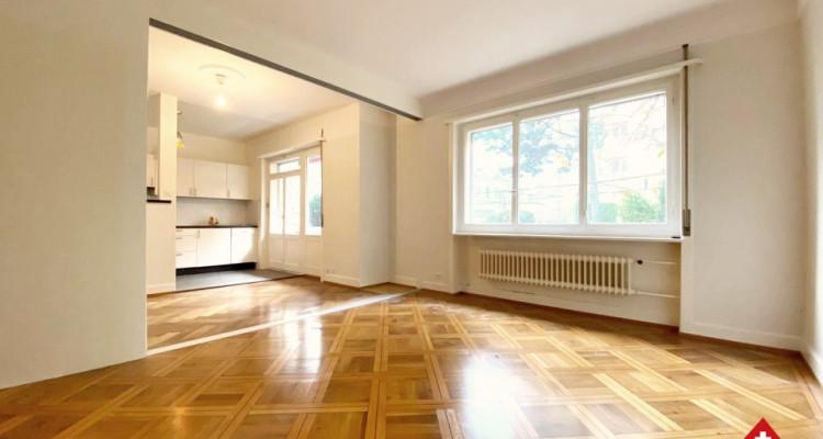 Magnifique appartement 1.5 p / chambre / SDB / jardin image 1