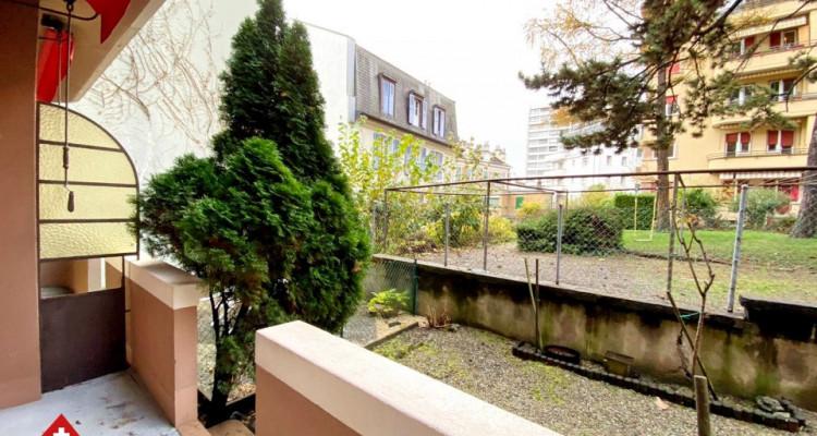 Magnifique appartement 1.5 p / chambre / SDB / jardin image 4