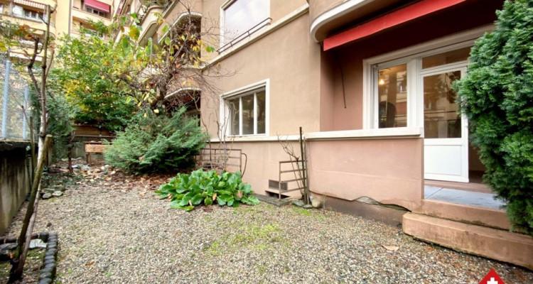 Magnifique appartement 1.5 p / chambre / SDB / jardin image 5