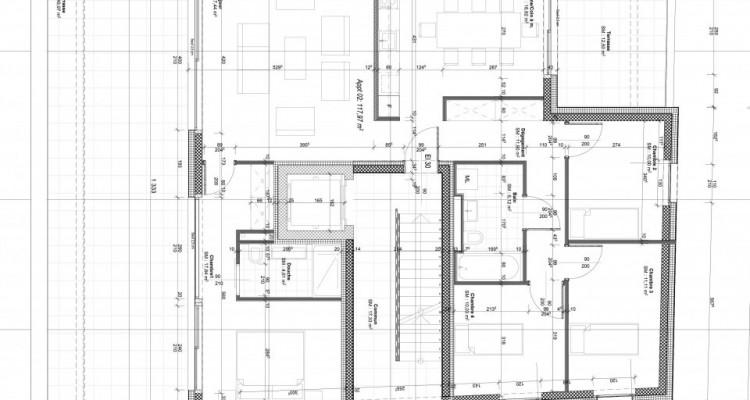 Appartement de standing dans un petit immeuble de 3 appartements image 4