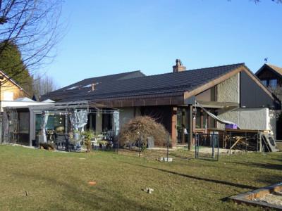 Maison individuelle 7 pièces + véranda chauffée sur jolie parcelle arborée - Froideville image 1