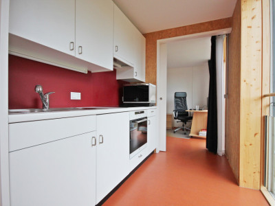 Appartement 4,5p -Idéal colocation- 4 chambres / 2 cuisines / 2 SDB image 1