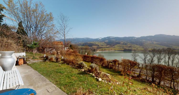 Maison de 2 appartements avec vue panoramique sur le lac de la Gruyère image 2