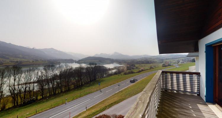 Maison de 2 appartements avec vue panoramique sur le lac de la Gruyère image 3