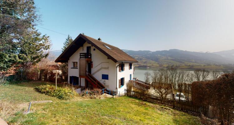 Maison de 2 appartements avec vue panoramique sur le lac de la Gruyère image 4