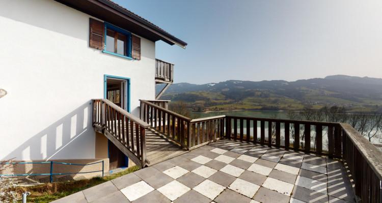 Maison de 2 appartements avec vue panoramique sur le lac de la Gruyère image 9