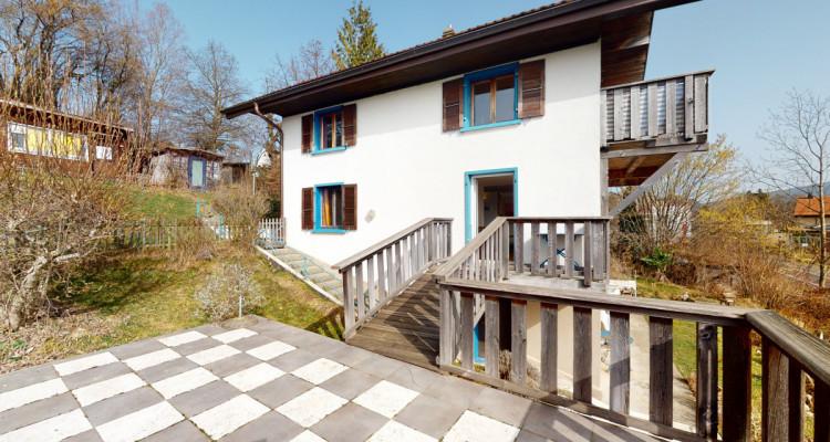 Maison de 2 appartements avec vue panoramique sur le lac de la Gruyère image 10