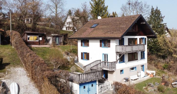 Maison de 2 appartements avec vue panoramique sur le lac de la Gruyère image 11