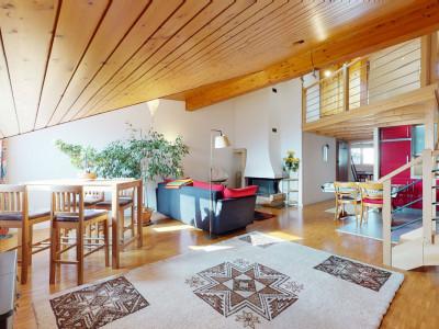 Joli appartement avec mezzanine à Clarens. image 1