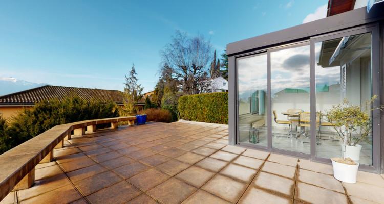 Belle villa avec vue imprenable sur le lac et les montagnes à Vevey image 9