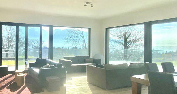 Splendid modern house with the lake view just newly built in Chailly-Montreux image 4