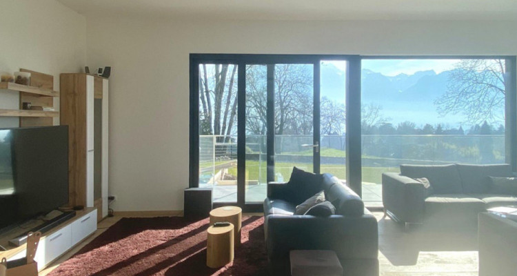 Splendid modern house with the lake view just newly built in Chailly-Montreux image 7