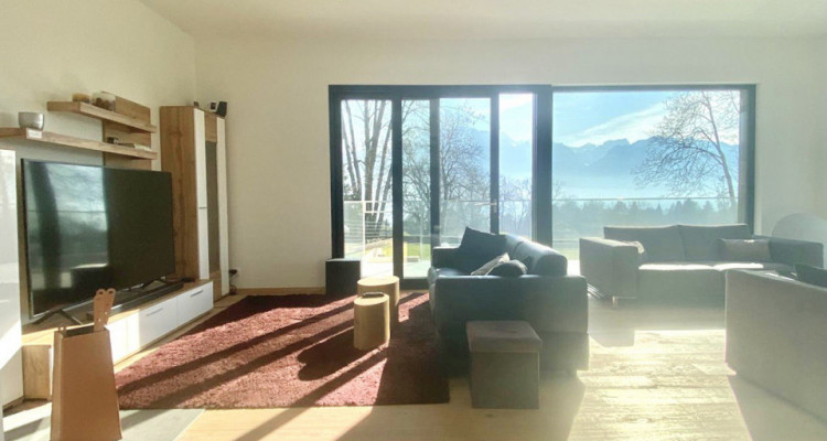 Splendid modern house with the lake view just newly built in Chailly-Montreux image 8