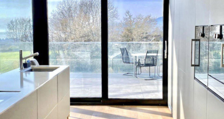 Splendid modern house with the lake view just newly built in Chailly-Montreux image 9