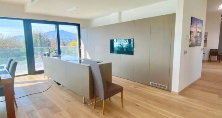 Splendid modern house with the lake view just newly built in Chailly-Montreux image 11