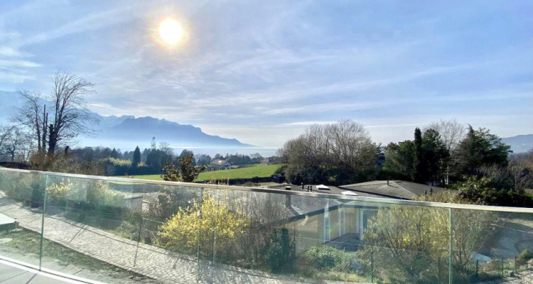 Splendid modern house with the lake view just newly built in Chailly-Montreux image 12