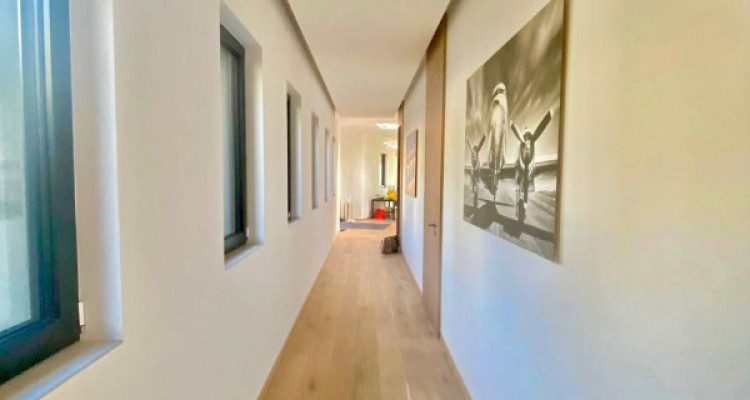 Splendid modern house with the lake view just newly built in Chailly-Montreux image 13